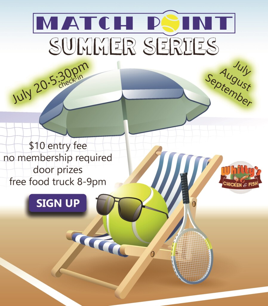 match point summer series